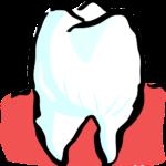 Ładne nienaganne zęby również doskonały prześliczny uśmiech to powód do zadowolenia.